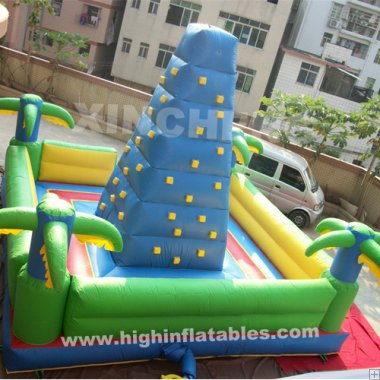 Inflatable Climbing game
