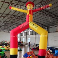Inflatable 2-leg air dancer