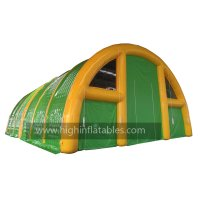Sealed double wall tent