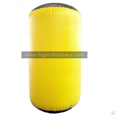 Inflatable cylinder