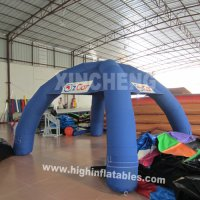 4-leg inflatable tent