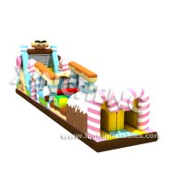 candy obstacle