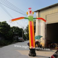 Inflatable 1-leg air dancer