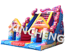 Inflatable Slides
